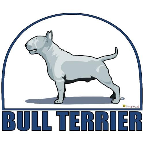 BullTerrier - Camiseta premium hombre