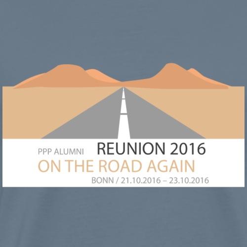 Reunion 2016 - Männer Premium T-Shirt