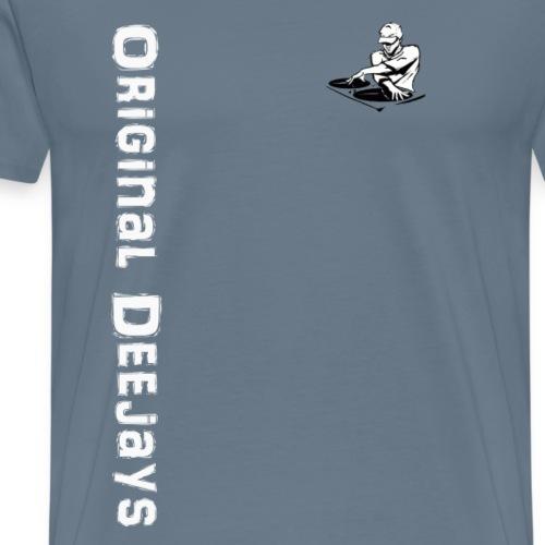 Deejay OriginalDjs izquierda - Camiseta premium hombre
