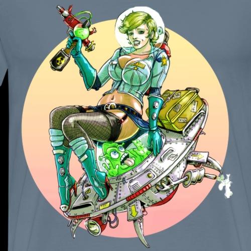 Star Pinup - T-shirt Premium Homme