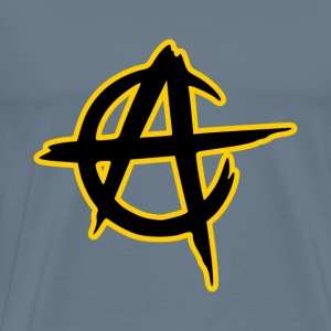 anarcho capitalism - Men's Premium T-Shirt