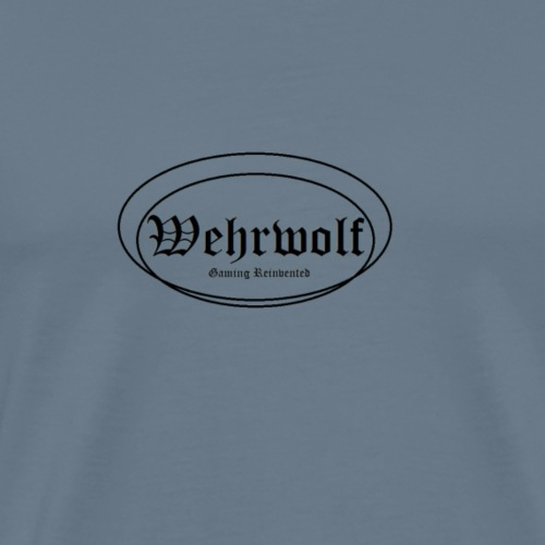 Wehrwolf_-_Gaming_Reinvented - Men's Premium T-Shirt