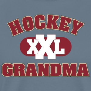 Hockey grand-mère - T-shirt Premium Homme