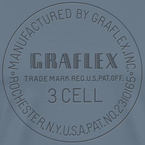 Graflex Stamp 01 - Männer Premium T-Shirt
