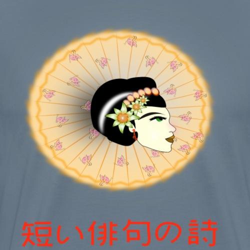 Geisha - Camiseta premium hombre