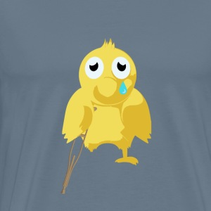 poorly chicken - Men's Premium T-Shirt