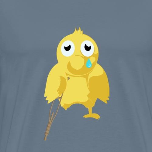 poorly chicken - Men's Premium T-Shirt
