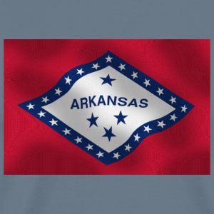 Arkansas - Männer Premium T-Shirt