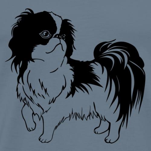 Hundekopf,Hundeliebhaber,Hundefreund,Hundebesitzer - Männer Premium T-Shirt