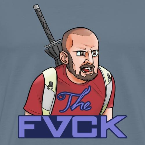 The FVCK - Männer Premium T-Shirt