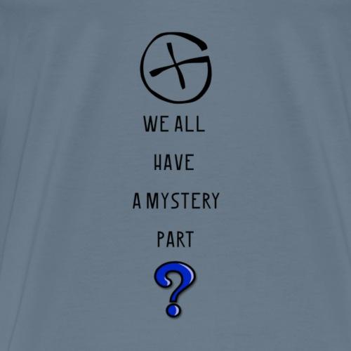 mystery part - T-shirt Premium Homme