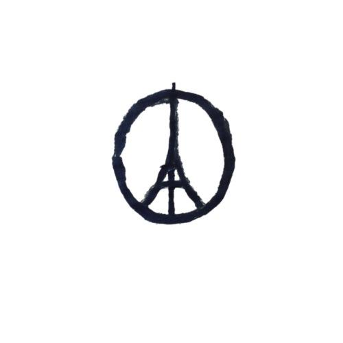 Enzoma - Frieden für Frankreich - Männer Premium T-Shirt