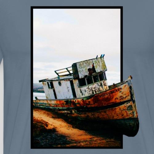 Boot - Männer Premium T-Shirt