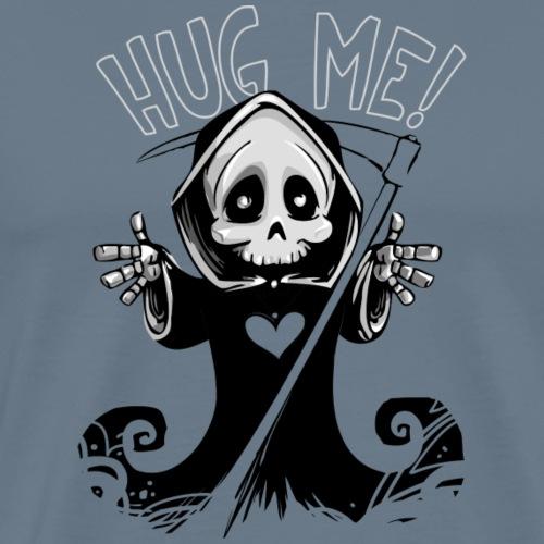 Hug Me - Sensenmann - Männer Premium T-Shirt