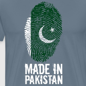 Made in Pakistan پاکستان - T-shirt Premium Homme