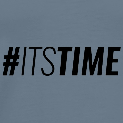 itstime - Maglietta Premium da uomo