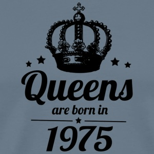 Queen 1975 - Men's Premium T-Shirt