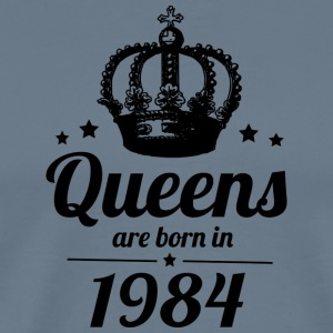 Queens 1984 - Men's Premium T-Shirt