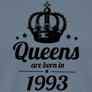 Queens 1993 - Premium T-skjorte for menn