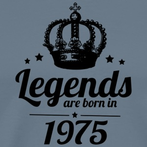 Legends 1975 - T-shirt Premium Homme