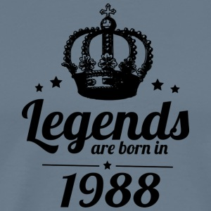 Legends 1988 - Men's Premium T-Shirt