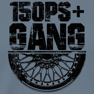 150 PS Gang Black - Men's Premium T-Shirt