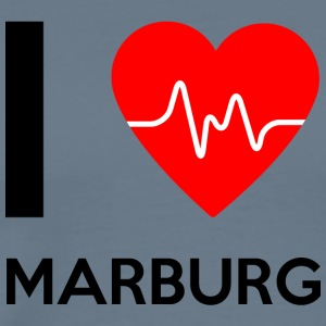 I Love Marburg - I Love Marburg - Men's Premium T-Shirt