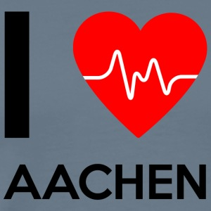 I Love Aachen - I Love Aachen - Men's Premium T-Shirt