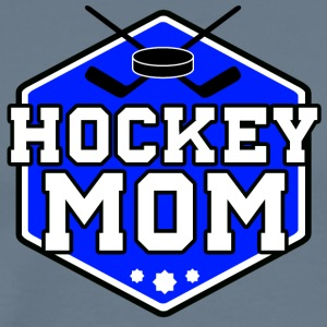 Hockey mom - Herre premium T-shirt