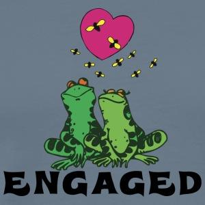 Engaged - Men's Premium T-Shirt