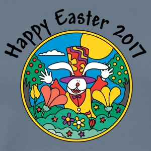 Happy Easter 2017 - Men's Premium T-Shirt