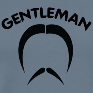 GENTLEMAN 2 black - Men's Premium T-Shirt