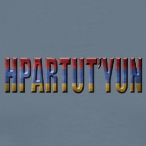 ARMENIA PROUD HPARTUTYUN - Men's Premium T-Shirt