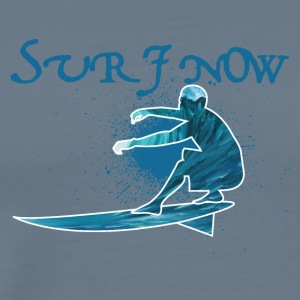 surf now 3 - Men's Premium T-Shirt