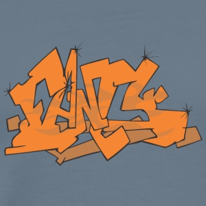 fancy graffiti - Men's Premium T-Shirt