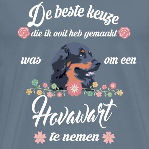 Hovawart - Mannen Premium T-shirt