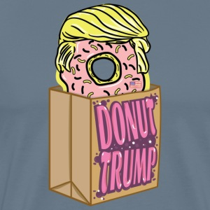 Donut donut Trump - Men's Premium T-Shirt
