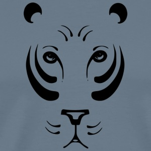 Lioness black and withe - Men's Premium T-Shirt