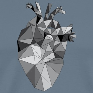 Graphic Heart - Männer Premium T-Shirt