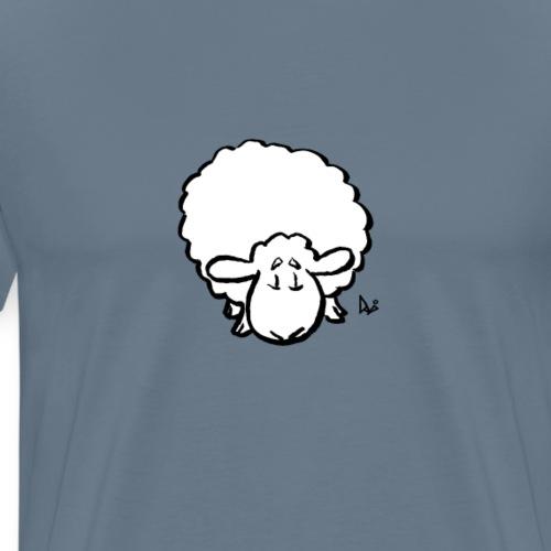 Sheep - Premium T-skjorte for menn