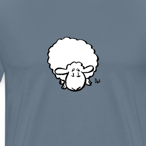 Sheep - Premium T-skjorte for menn