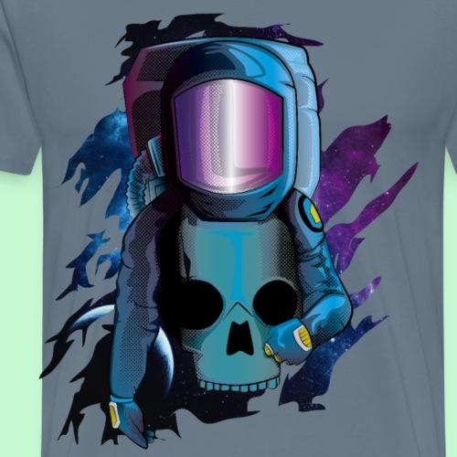 Cosmonauta - Camiseta premium hombre