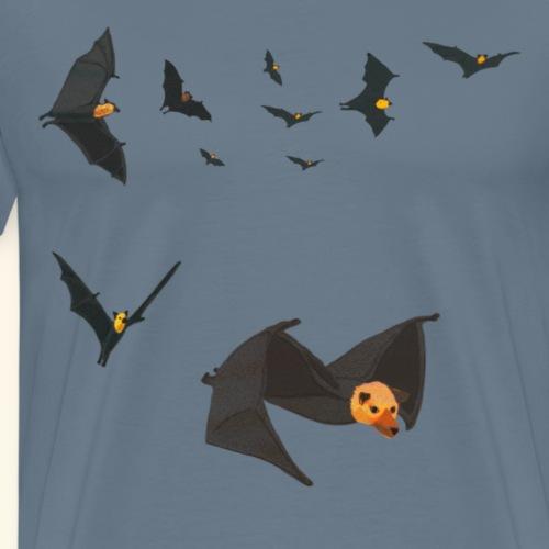 Flughunde - Männer Premium T-Shirt