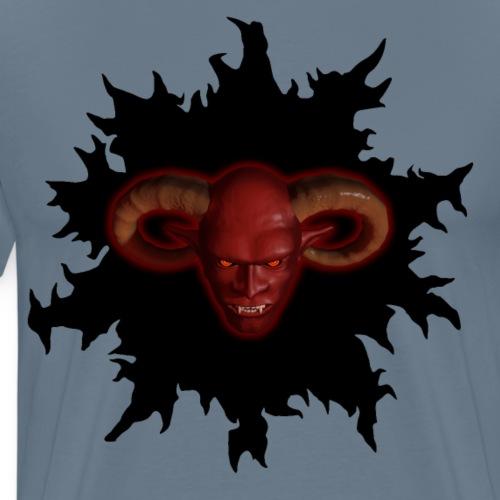 Lucifer - T-shirt Premium Homme