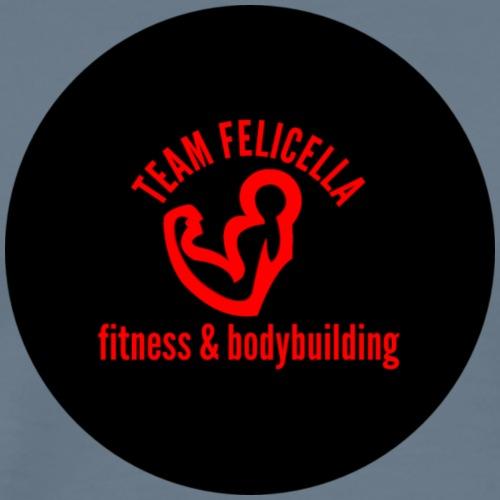 TEAM FELICELLA FITNESS E BODYBUILDING - Maglietta Premium da uomo