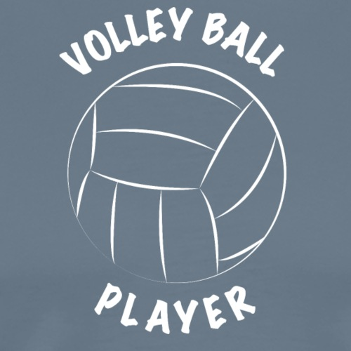 volley ball player - T-shirt Premium Homme