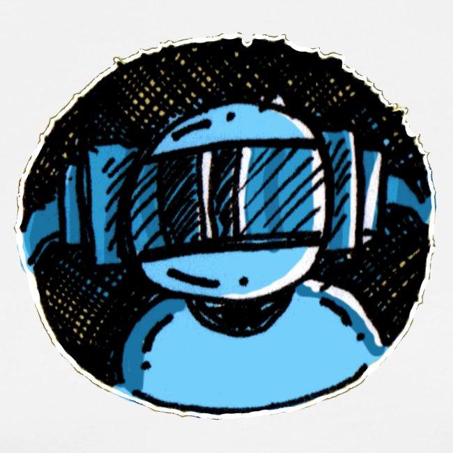 Machine Boy Blue