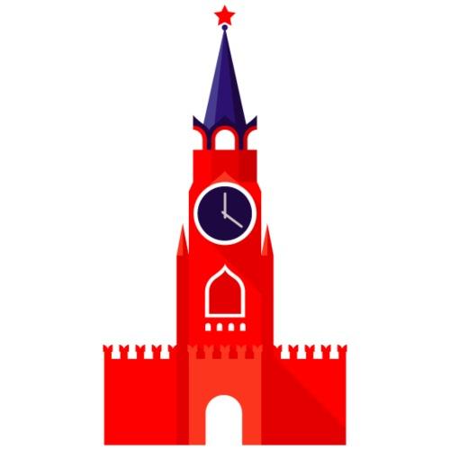 Kremlin by Julia Dudnik