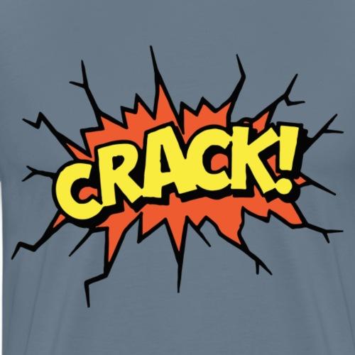 crack - Camiseta premium hombre