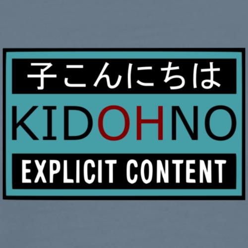Kidohno Content - Männer Premium T-Shirt